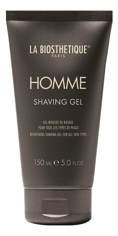 Гель для бритья Homme Shaving Gel 150мл гель для бритья la biosthetique shaving gel 150 мл