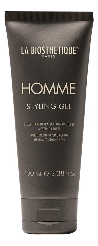 Стайлинг-гель для укладки волос Homme Styling Gel 100мл