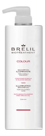 Шампунь для окрашенных волос Bio Treatment Colour Illuminante Shampoo: Шампунь 1000мл шампунь для мелированных волос bio treatment colour shampoo шампунь 250мл