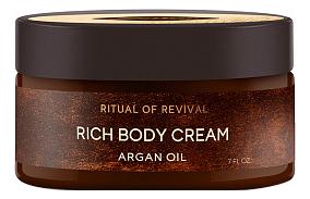 Купить Крем для тела Ритуал восстановления Wellness Rich Body Cream 200мл, Zeitun
