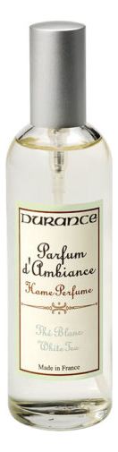 Купить Ароматический спрей для дома Home Perfume White Tea 100мл (белый чай), Durance