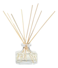 Durance Аромадиффузор Reed Diffuser White Coffee 100мл (белый кофе)