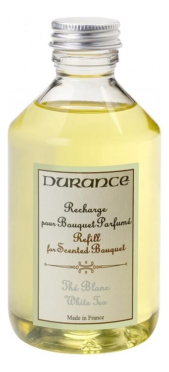 Купить Наполнитель для аромадиффузора Refill For Scented Bouquet White Tea 250мл (белый чай), Durance