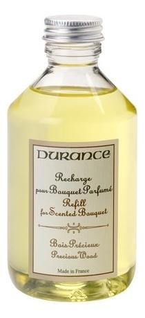 Купить Наполнитель для аромадиффузора Refill For Scented Bouquet Precious Wood 250мл (драгоценное дерево), Durance