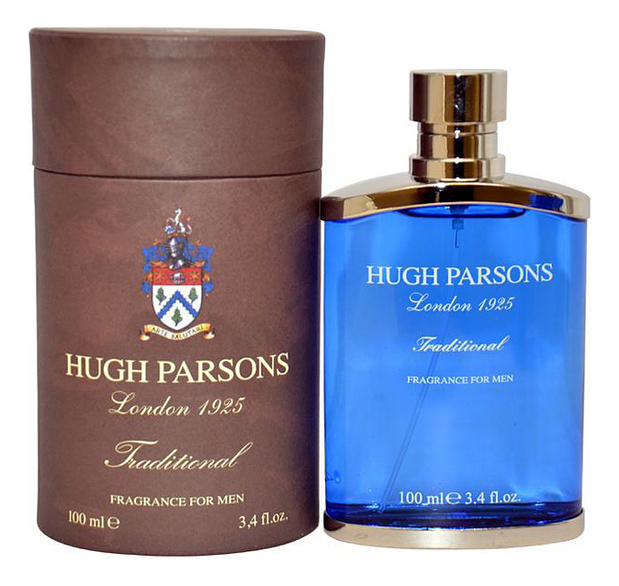 Hugh Parsons Traditional For Men: парфюмерная вода 100мл