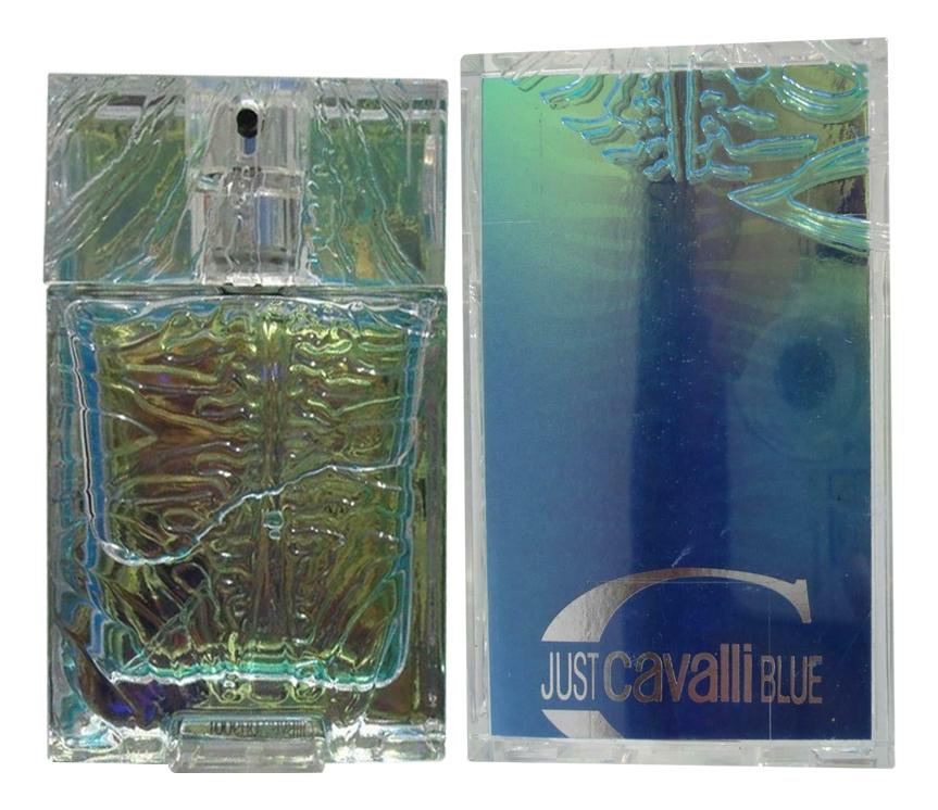 цена Roberto Cavalli Just Cavalli Blue: туалетная вода 30мл онлайн в 2017 году