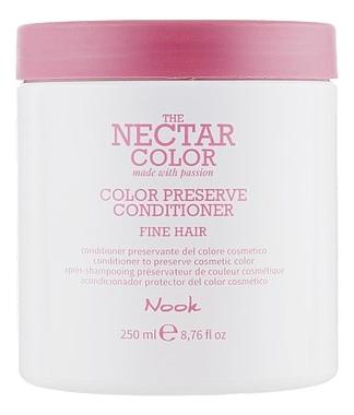 Кондиционер для тонких окрашенных волос Nectar Color Preserve Conditioner Fine Hair 250мл фото