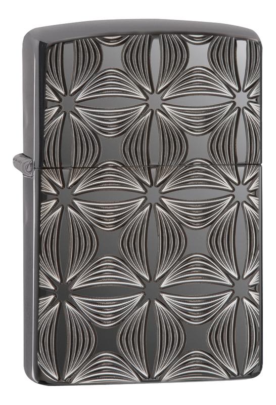 Зажигалка бензиновая Armor Decorative Pattern Design 29665