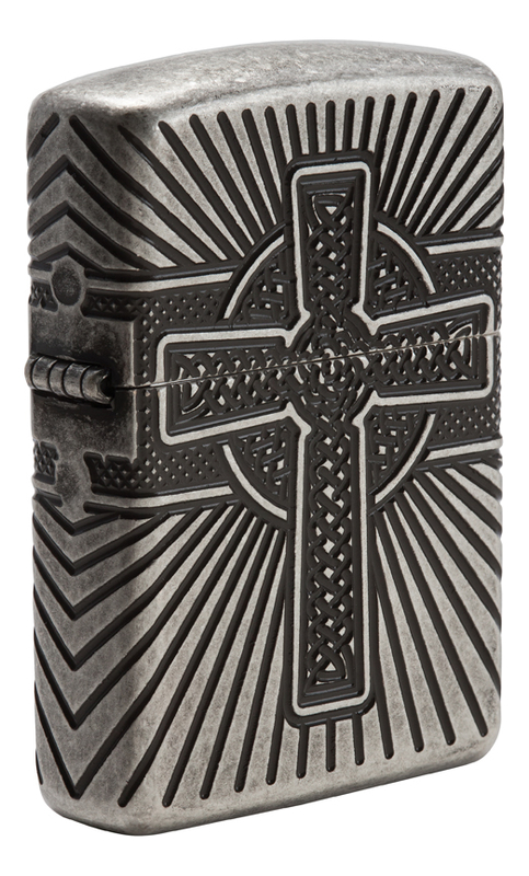 Зажигалка Armor Celtic Cross Design 29667