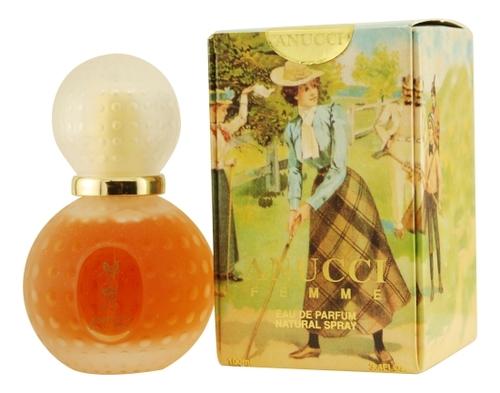 Купить Anucci Femme: парфюмерная вода 100мл