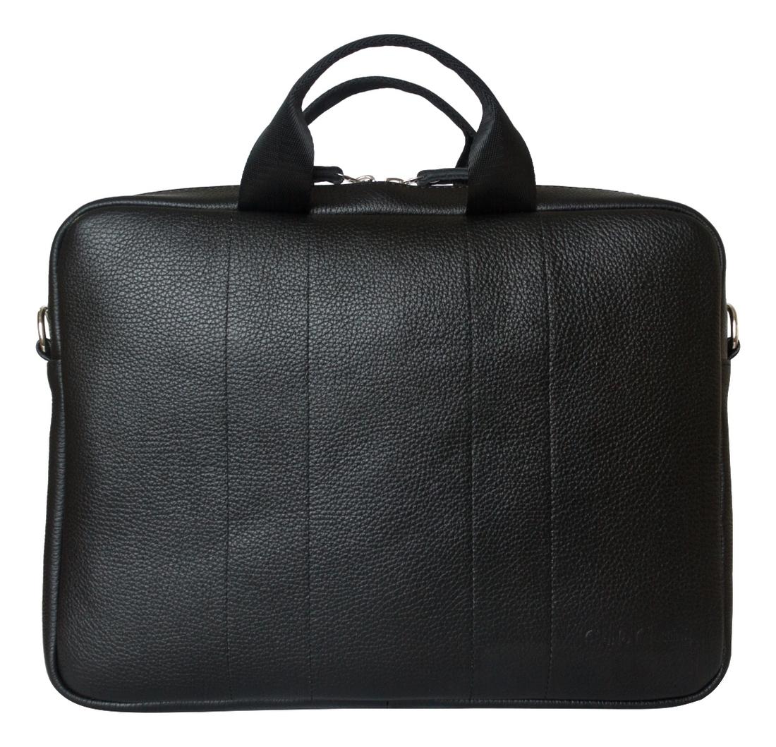 Купить Сумка для ноутбука Bonvino Black 1025-01, Carlo Gattini