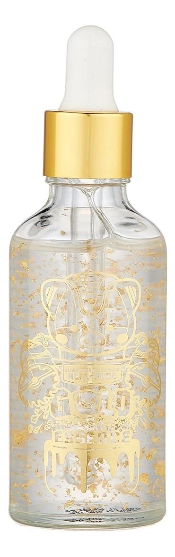 Фото - Эссенция для лица с золотом Milky Piggy Hell-Pore Gold Essence 50мл маска пленка для лица с золотом hell pore longolongo gronique gold mask pack 100мл
