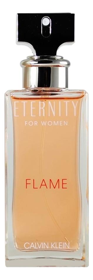 Calvin Klein Eternity Flame For Women: парфюмерная вода 100мл тестер calvin klein eternity for men eau de parfum 2019 туалетные духи тестер 100 мл