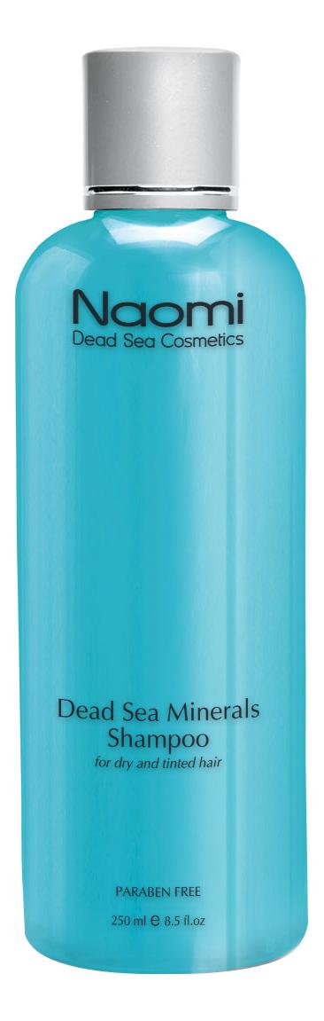 шампунь sea Шампунь для волос с минералами Мертвого моря Dead Sea Minerals Shampoo 250мл