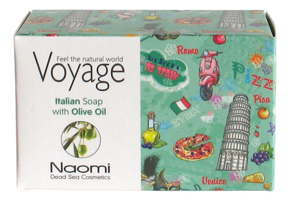 Мыло для лица и тела Voyage Italian Soap With Olive Oil 140г