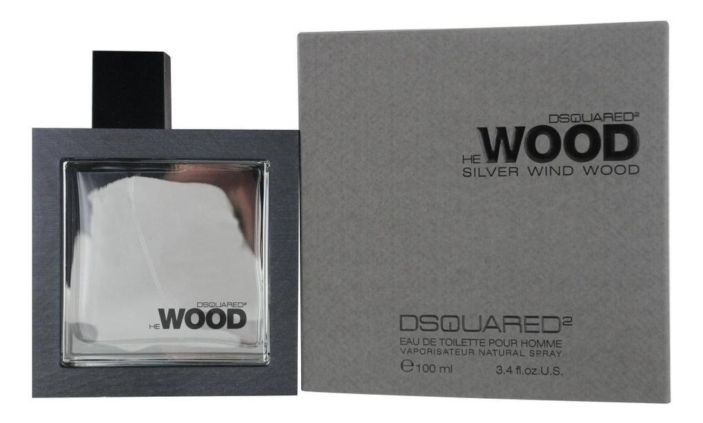 Dsquared2 He Wood Silver Wind Wood: туалетная вода 100мл dsquared2 he wood intense