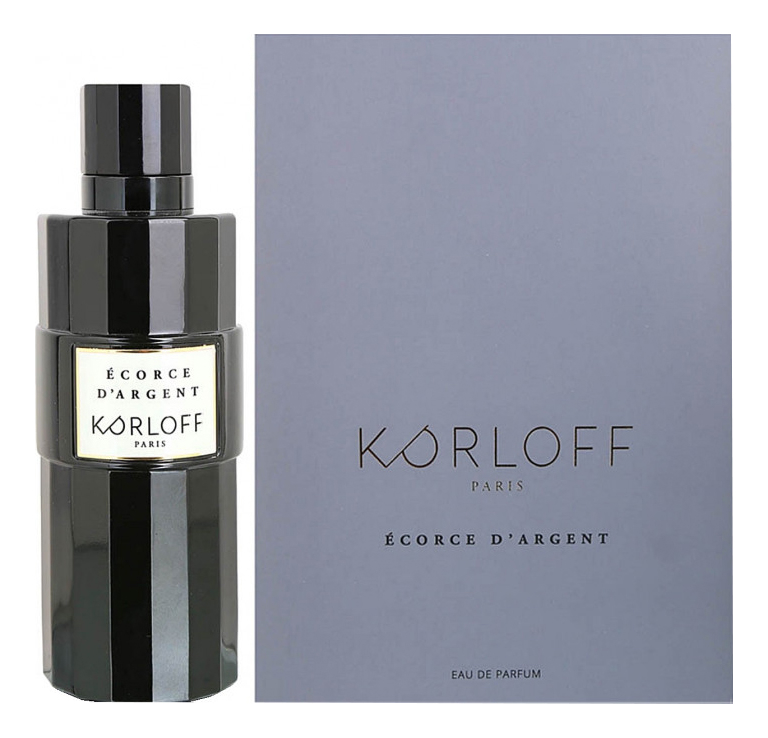 цена на Korloff Ecorce D'Argent: парфюмерная вода 100мл