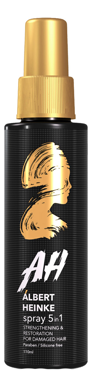 Спрей для восстановления и укрепления поврежденных волос Albert Heinke Spray 5in1 Restoration & Strengthening for Damaged ...