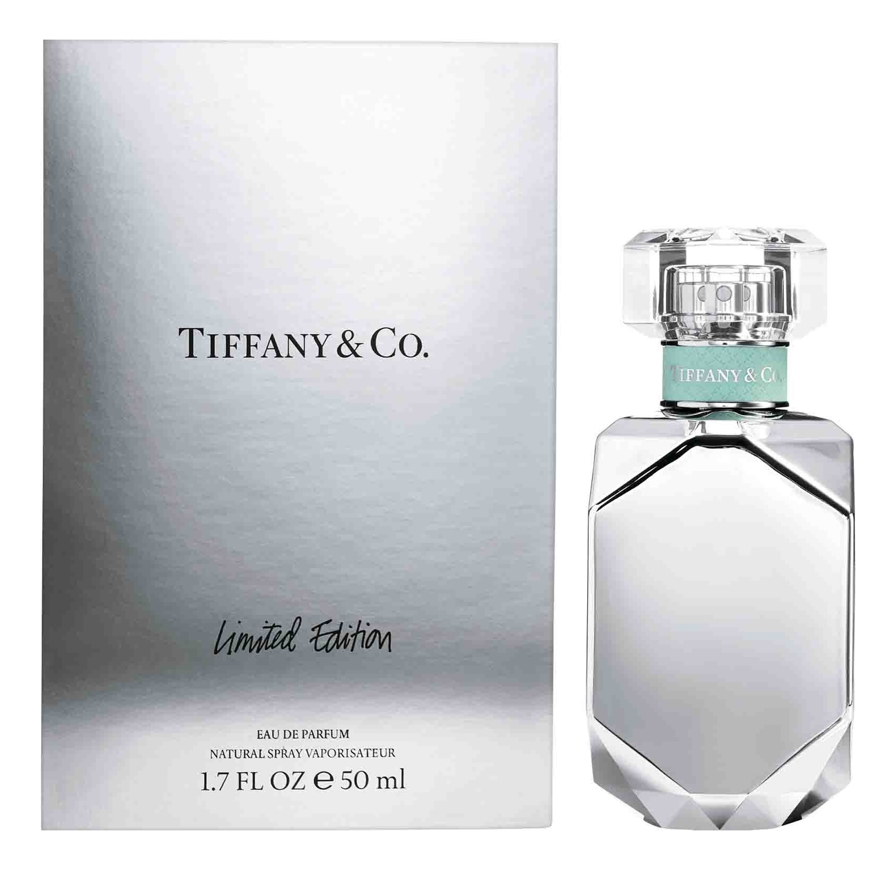 Купить & Co Limited Edition Tiffany: парфюмерная вода 50мл, & Co Limited Edition Tiffany