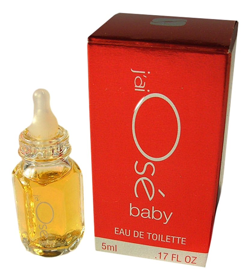 Купить J'Ai Ose Baby: туалетная вода 5мл, Guy Laroche