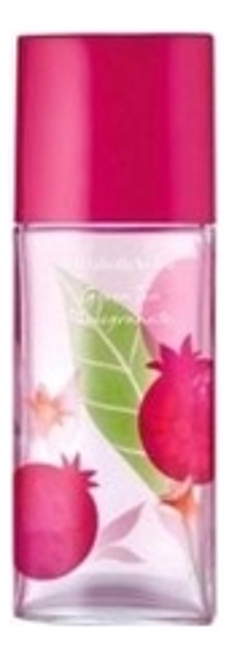 Green Tea Pomegranate: туалетная вода 100мл недорого