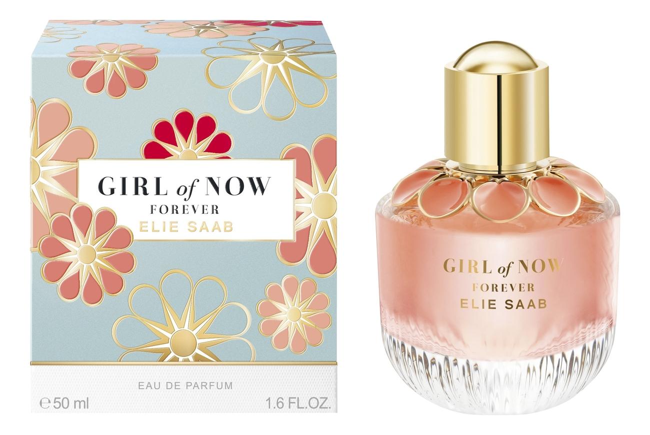Elie Saab Girl Of Now Forever: парфюмерная вода 50мл топ eliesaab
