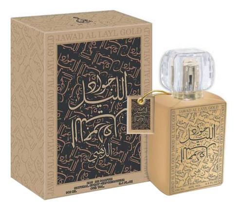 Купить Jawad Al Layl Gold: парфюмерная вода 100мл, Khalis
