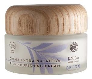 Экстрапитательный крем для лица Detox Rich Nourishing Cream 50мл фото