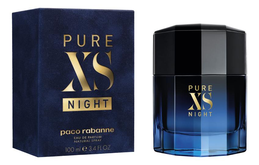 Купить Pure XS Night: парфюмерная вода 100мл, Paco Rabanne
