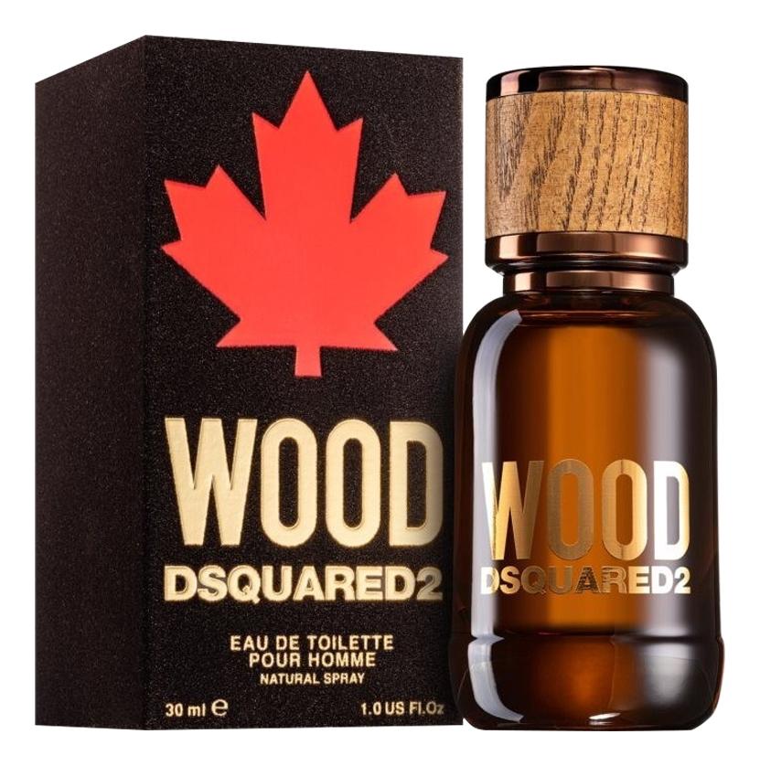 Dsquared2 Wood For Him: туалетная вода 100мл