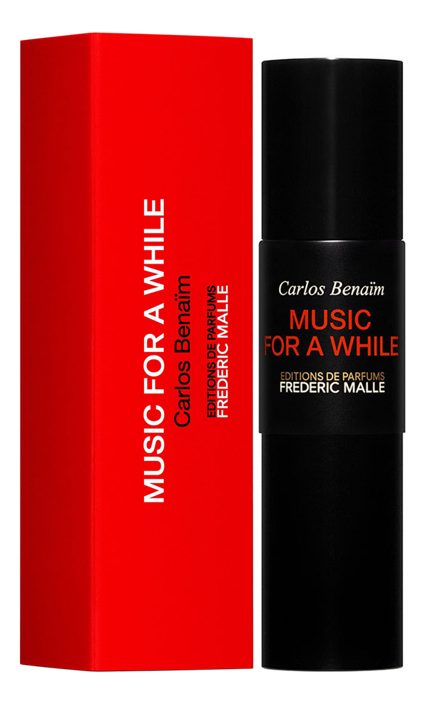 Frederic Malle Music For A While: духи 30мл frederic malle bois dorage туалетные духи тестер 100 мл