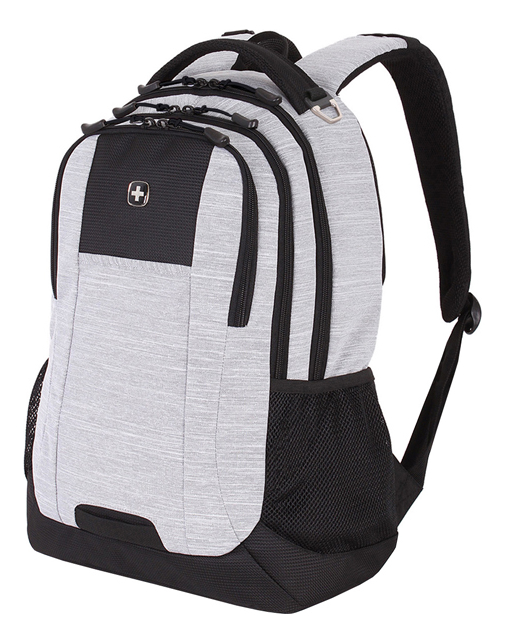 Рюкзак Grey Heather/М2 5505402419 (светло-серый)