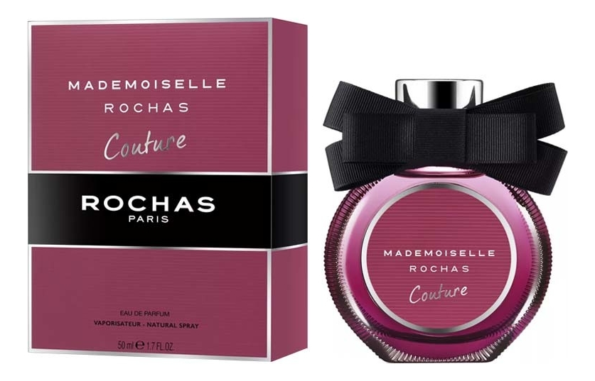 Купить Rochas Mademoiselle Rochas Couture: парфюмерная вода 50мл