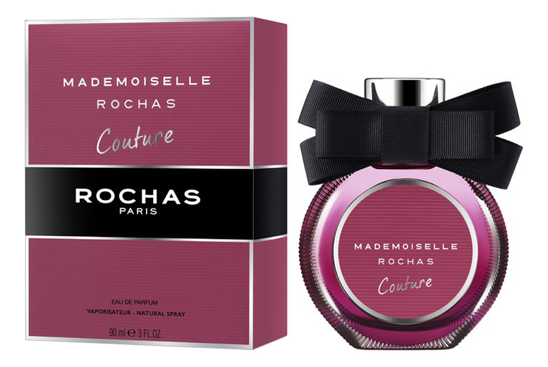 Rochas Mademoiselle Couture: парфюмерная вода 90мл