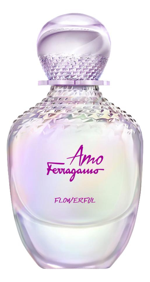 Amo Ferragamo Flowerful: туалетная вода 5мл недорого