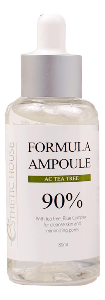 Сыворотка для лица Formula Ampoule AC Tea Tree 80мл esthetic house formula ampoule ac tea tree сыворотка для лица 80 мл