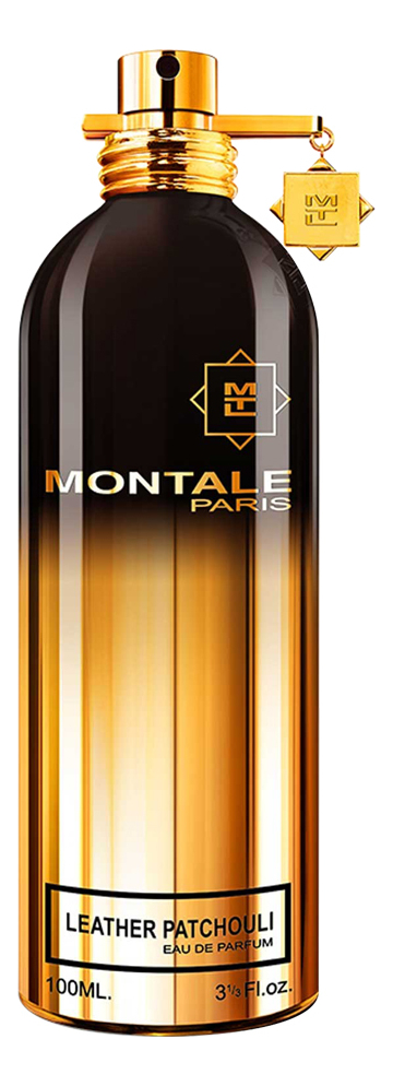 Montale Leather Patchouli: парфюмерная вода 100мл тестер