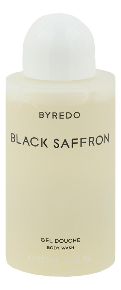 Byredo Black Saffron: гель для душа 225мл byredo blanche гель для душа 225 мл