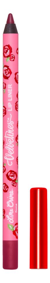 Карандаш для губ Velvetines Lip Liner 1,2г: Fiona фото