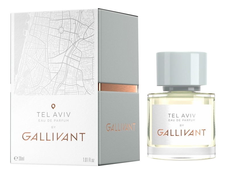 Gallivant Tel Aviv: парфюмерная вода 30мл a ha tel aviv
