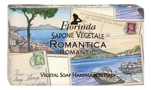 Натуральное мыло Dolce Vita Romantica 100г натуральное мыло dolce vita antica purezza 100г