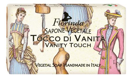Натуральное мыло Dolce Vita Tocco Di Vanita 100г: Мыло 100г натуральное мыло dolce vita antica purezza 100г