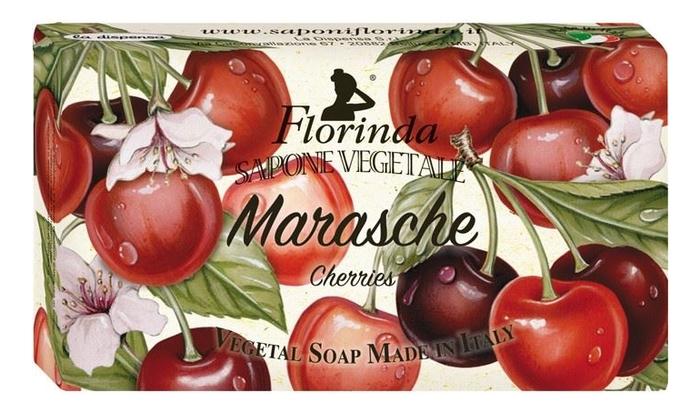 Натуральное мыло Marasca 100г: Мыло 100г натуральное мыло dolce vita romantica 100г