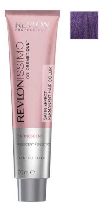Купить Краска для волос Revlonissimo Colorsmetique Satinescent 60мл: 212 Deep Pearl, Revlon Professional