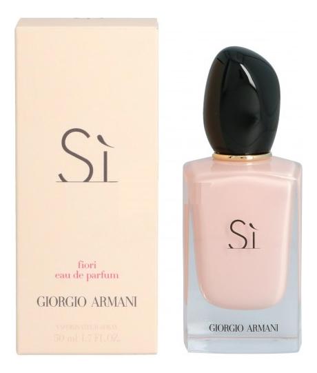 Armani Si Fiori: парфюмерная вода 50мл giorgio armani si by giorgio armani for women 1 7 oz edp intense spray