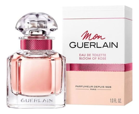 Guerlain Mon Guerlain Bloom Of Rose: туалетная вода 30мл