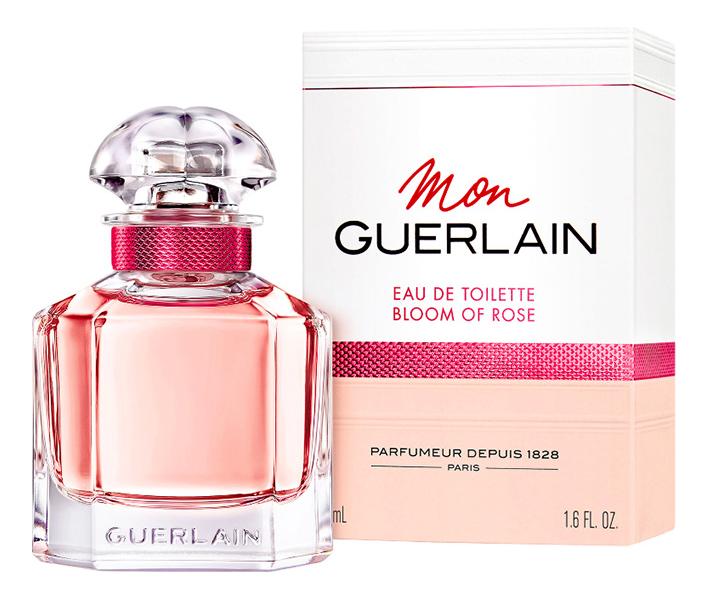 Купить Mon Guerlain Bloom Of Rose: туалетная вода 50мл
