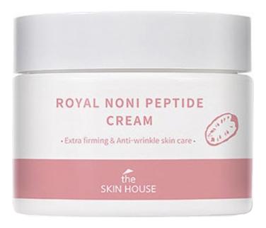 Купить Укрепляющий крем для лица с экстрактом нони и пептидами Royal Noni Peptide Cream 50мл, The Skin House