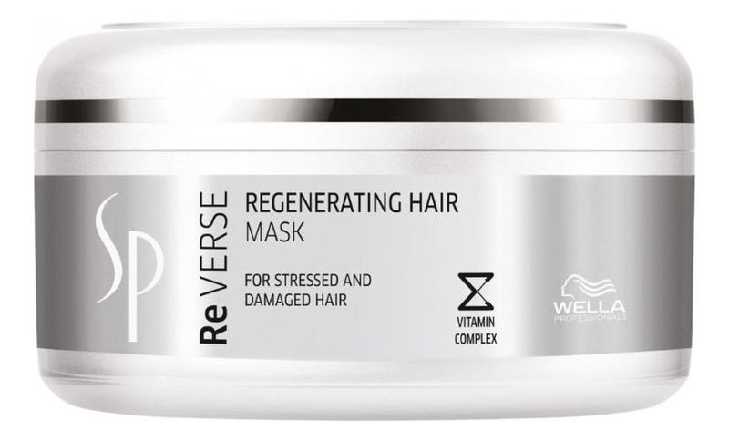 Регенерирующая маска для волос SP Reverse Regenerating Hair Mask: Маска 150мл regenerating azelaic elixir aravia отзывы