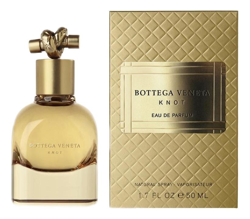 Bottega Veneta Knot: парфюмерная вода 50мл пиджак bottega veneta пиджак